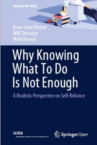 Image of Why knowing what to do is not enough : a realistic perspective on self-reliance